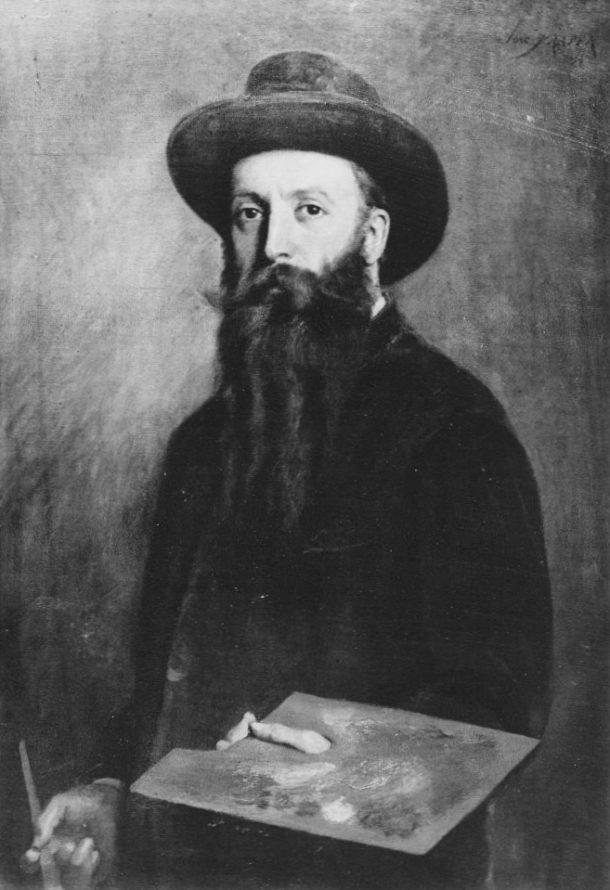 portrait Alphonse Stengelin
