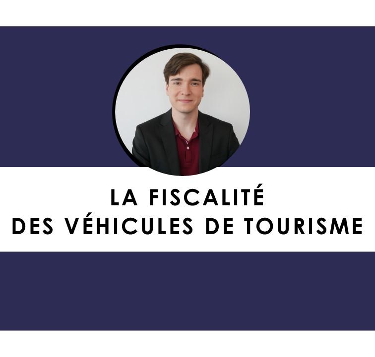 La fiscalité des véhicules de tourisme_Site