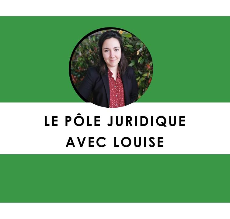 Le pole juridique_Louise